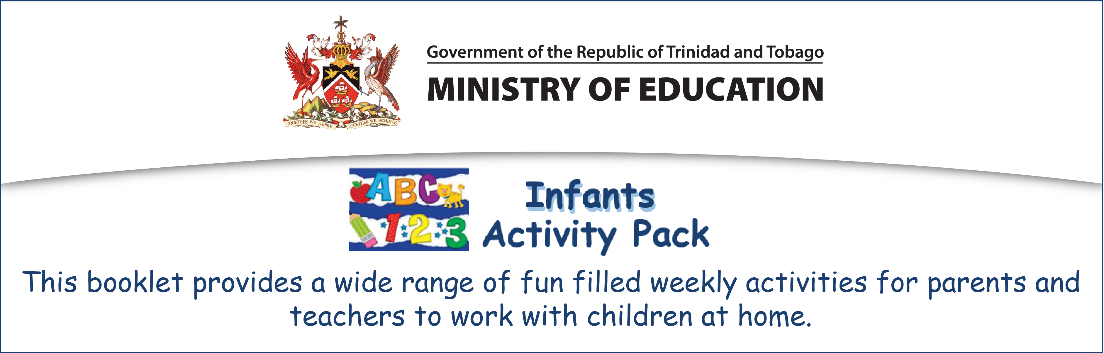 Infants Activity Pack