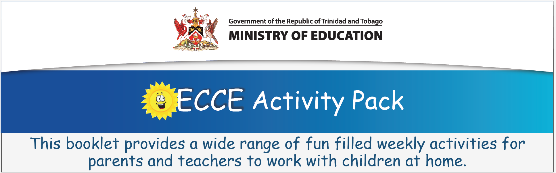ECCE Activity Pack