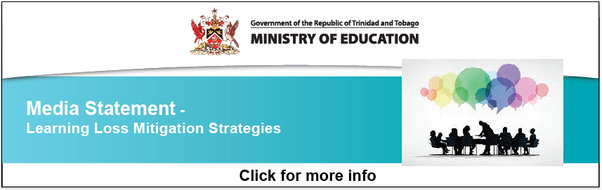Media Statement – Learning Loss Mitigation Strategies